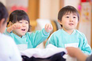 神戸幼稚園 こどもの笑顔
