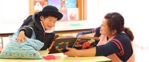 神戸幼稚園トップページスライダー写真
