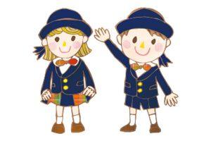 神戸幼稚園 園児