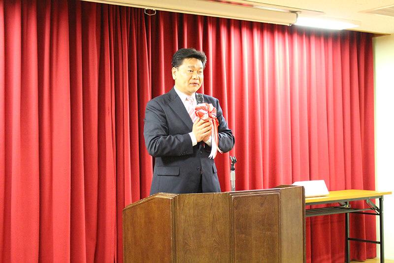 【ご来賓】さいたま市 市議会議員 渋谷 佳孝 様